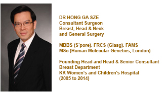 About Dr Hong Ga Sze